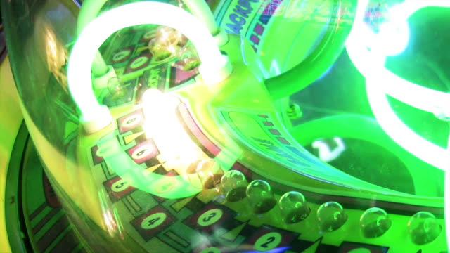 Arcade casino equipment