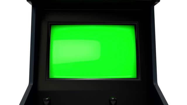 Arcade Machine Zoom In