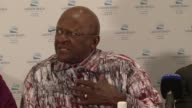 Archbishop Desmond Tutu said Tuesday the South African government was worse than its apartheid predecessor and warned he would pray for its downfall...