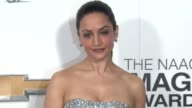 Archie Panjabi at 44th NAACP Image Awards Arrivals on 2/1/13 in Los Angeles CA