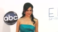 Archie Panjabi at 64th Primetime Emmy Awards Arrivals on 9/23/12 in Los Angeles CA