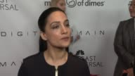 INTERVIEW Archie Panjabi on why she wanted to support the March of Dimes at 2015 March of Dimes Celebration of Babies Honoring Jessica Alba in Los...
