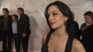 Archie Panjabi thinks this is an important to event to bein attendance She thinks its one of the best benefits She talks about how Michael J Fox...