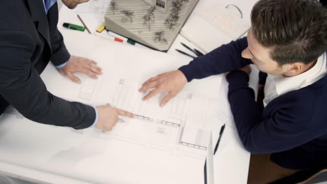 Architect handshake