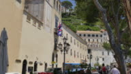 Architecture along the Promenade, Amalfi, Costiera Amalfitana (Amalfi Coast), UNESCO World Heritage Site, Campania, Italy, Europe