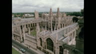 MONTAGE Architecture in Christ Church College in Oxford / United Kingdom