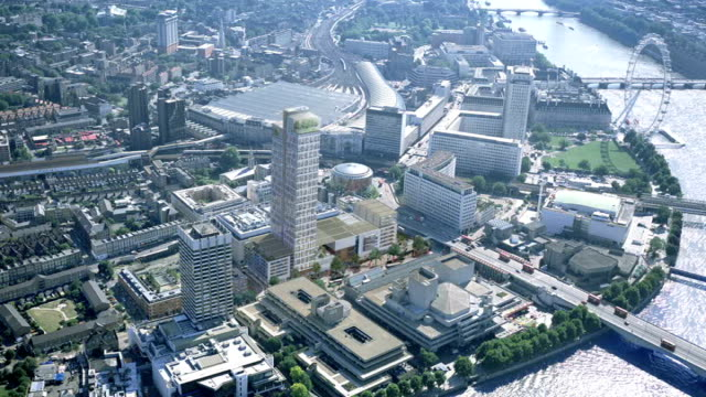 Row over building of skyscaper in Waterloo Artist's impression of new Doon Street complex and towerblock