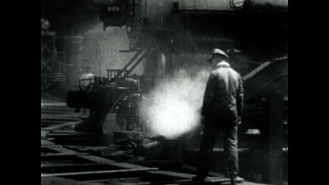 Archival film of train montage by future chair of the USC school of Cinema Slavko Vorkapic