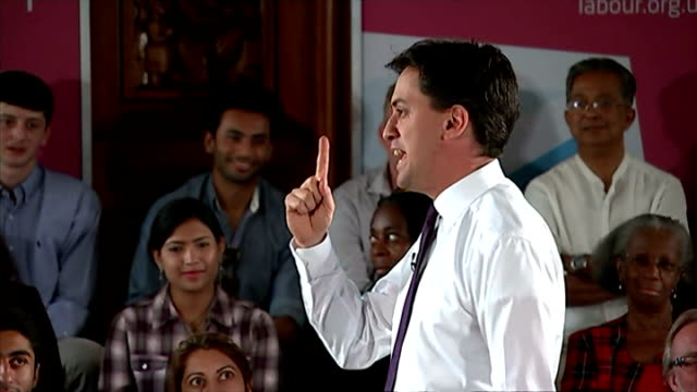 Archive July 2014 Labour leader Ed Miliband urging voters not to judge him on his image In a speech setting out his summer campaign he admitted that...