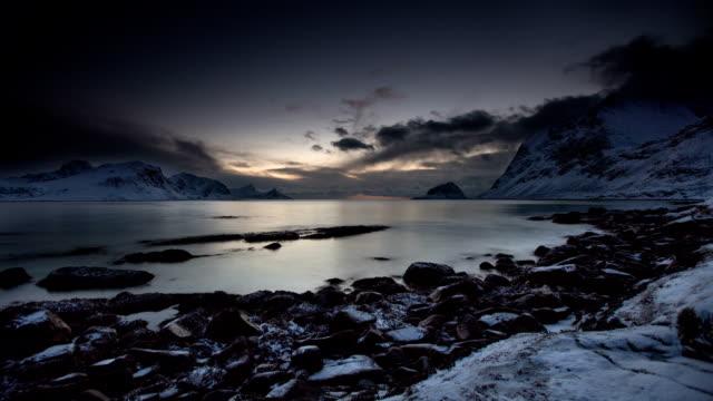 TIME LAPSE: Arctic Coast