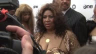 Aretha Franklin at the 2010 Apollo Theater Benefit Concert Awards Ceremony Arrivals at New York NY