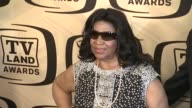 Aretha Franklin at TV Land Awards 10th Anniversary Arrivals at Lexington Avenue Armory on April 14 2012 in New York NY