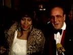 Aretha Franklin Clive Davis talk about her 40th Grammy nomination