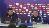 Argentina admite una actuacion debil en el ultimo partido contra Jamaica que segun el tecnico argentino Gerardo Martino se debe al desgaste físico...