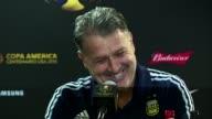 Argentina contara con su estrella Lionel Messi para enfrentarse a un Panama muy peligroso en la Copa America Centenario segun el DT albiceleste...