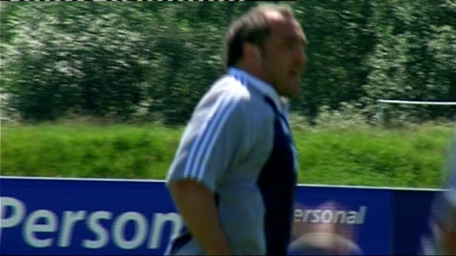 Argentina Pumas train before test match v England More of Argentina Pumas training