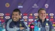 Argentina se mide en la final de la Copa America ante el afitrion Chile con una de las mejores selecciones que haya tenido en la historia segun su DT...
