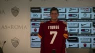 Argentina striker Juan Manuel Iturbe leaves Verona for Serie A rivals Roma in a deal worth 22 million euros