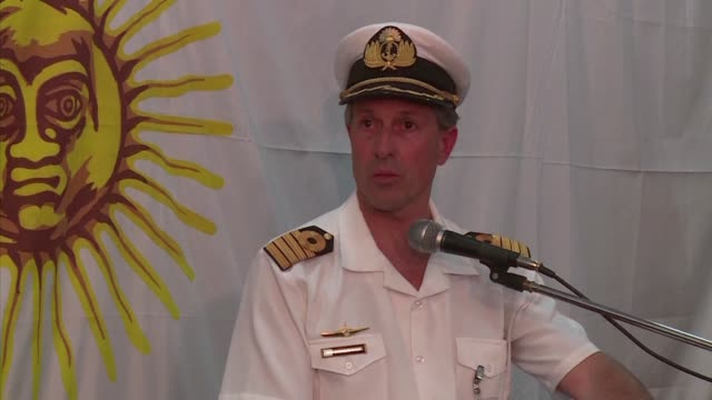 Argentina's navy confirmed Thursday that an unusual noise heard in the ocean near the last known position of a submarine appeared to be an explosion...