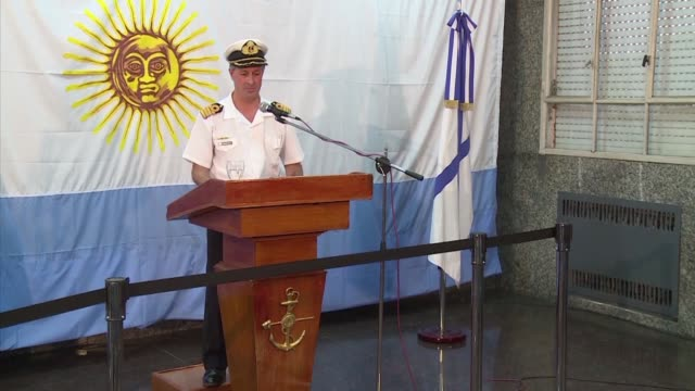 Argentina's navy isn't dismissing any theory in their search efforts for a missing submarine that disappeared nine days ago with its 44 crewmembers...