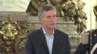 Argentine President Mauricio Macri says that he has nothing to hide after the so called Panama Papers revealed his offshore financial interests