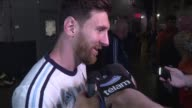 Argentine superstar footballer Lionel Messi on Friday announces in a statement that he will return to the national team after abruptly announcing his...