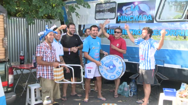Argentinian fans have driven around the whole of Brazil not to miss a single match with tens of thousands of supporters expected in Brasilia ahead of...
