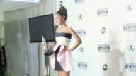 Ariana Grande at 2015 American Music Awards in Los Angeles CA