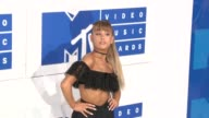 Ariana Grande at 2016 MTV Video Music Awards Arrivals at Madison Square Garden on August 28 2016 in New York City