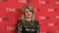 Arianna Huffington at 2013 Time 100 Gala Arrivals at Frederick P Rose Hall Jazz at Lincoln Center on April 23 2013 in New York New York