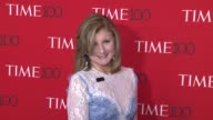 Arianna Huffington at 2017 Time 100 Gala at Jazz at Lincoln Center on April 25 2017 in New York City