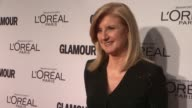 Arianna Huffington at Glamour Magazine's 22nd Annual Women Of The Year Awards at Carnegie Hall on November 12 2012 in New York New York