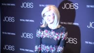 Arianna Huffington at 'Jobs' New York Premiere Arrivals at MOMA on August 07 2013 in New York New York
