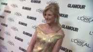 Arianna Huffington at the GLAMOUR Magazine's 21st Annual Women Of The Year Awards at New York NY