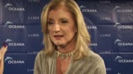 Arianna Huffington at the Oceana Annual Partners Award Gala 2009 at Los Angeles CA