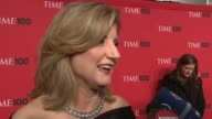 Arianna Huffington at the Time 100 Gala Celebrating the 100 Most Influential People in the World at New York NY