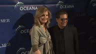 Arianna Huffington Deepak Chopra at the Oceana Annual Partners Award Gala 2009 at Los Angeles CA