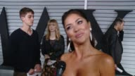 INTERVIEW Arianny Celeste on her outfit and on being part of the Hot 100 list at the MAXIM Hot 100 And Relaunch Party at Pacific Design Center on...
