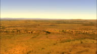 Arid Landscape  - Aerial View - Northern Cape,  Pixley ka Seme District Municipality,  Siyancuma,  South Africa