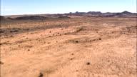 Arid Landscape  - Aerial View - Northern Cape,  Siyanda District Municipality,  Kai !Garib,  South Africa