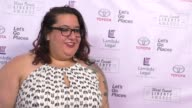 Ariel Goldberg at the Lambda Legal 2016 West Coast Liberty Awards Gala at the Beverly Wilshire Four Seasons Hotel in Beverly Hills in Celebrity...