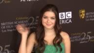 Ariel Winter at BAFTA LA TV Tea 2012 Presented By BBC America on 9/22/2012 in West Hollywood CA