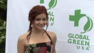 Ariel Winter at Global Green USA Presents Its 16th Annual Millennium Awards at Fairmont Miramar Hotel on June 02 2012 in Santa Monica California