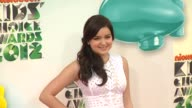 Ariel Winter at Nickelodeon's 25th Annual Kids' Choice Awards on 3/31/2012 in Los Angeles CA