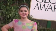 Ariel Winter at the 70th Annual Golden Globe Awards Arrivals in Beverly Hills CA on 1/13/13