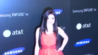 Ariel Winter at the Samsung Infuse 4G For ATT Launch Event Featuring Nicki Minaj at Los Angeles CA