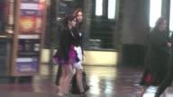 Ariel Winter leaving El Capitan Theatre in Hollywood