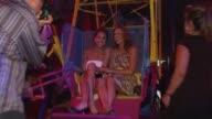Arielle Kebbel and Danielle Harris at the Maxim Hot 100 2009 at Santa Monica CA