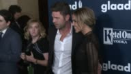 Arielle Kebbel at the 28th Annual GLAAD Media Awards at The Beverly Hilton Hotel on April 01 2017 in Beverly Hills California