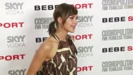 Arielle Kebbel at the Eva Longoria Debuts As Face Of Bebe Sport at Skybar in West Hollywood California on March 14 2007